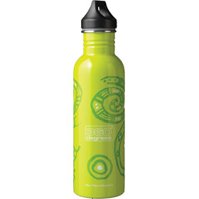 360° degrees Stainless Bottle 750ml green
